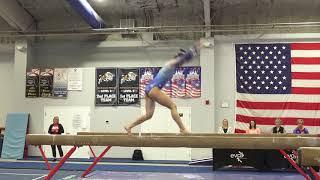 Kara Eaker - Balance Beam - 2018 World Team Selection Camp