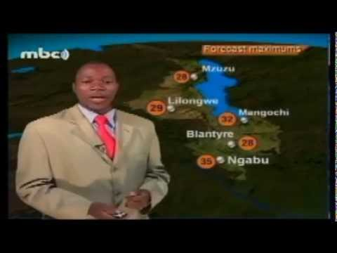 Weather Report on a Typical Rainy Season day in Malawi
