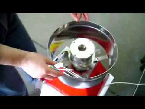 Аппарат сахарной ваты УСВ-1М