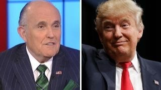 Giuliani: GOP must pick Trump at an open convention