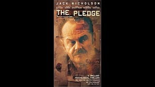 "Here is the opening to 2001 vhs of ""the pledge."" 1. fbi warning screen 2. dvd promo 3. ""pay it forward"" trailer 4. ""state and main"" 5. ""heist"" (2..."