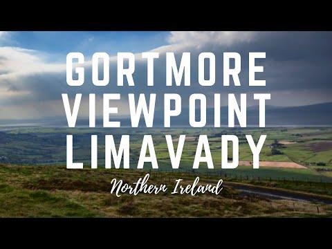 Manannán mac Lir - Amazing 360 Degree Experience - Binevenagh Moutain Limavady - Northern Ireland