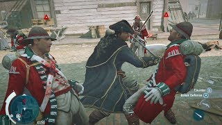 Assassins Creed 3: High Action Combat Gameplay - Kill Compilation Vol.1 (1080p/Xbox One)