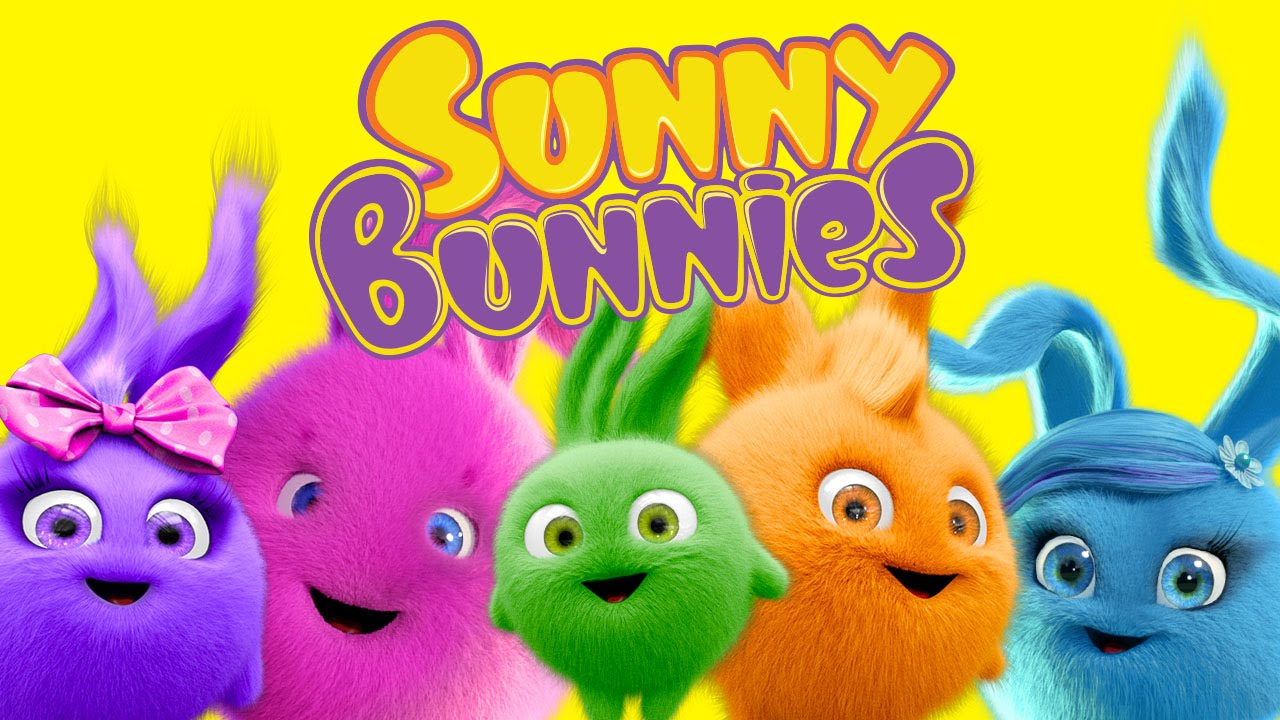 Cartoon Sunny Bunnies Meet