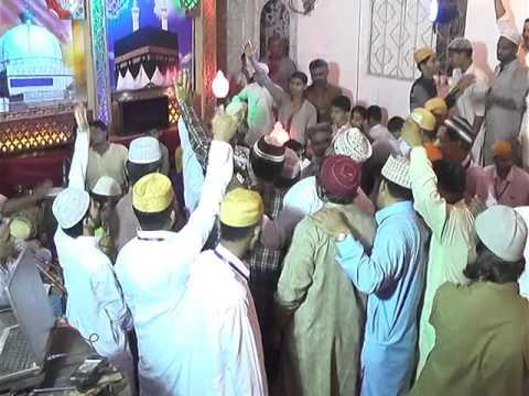 (3) BazmeSabri Karachi Urs Mehfil of Syed Imamuddin Chishti Sabri R.A.