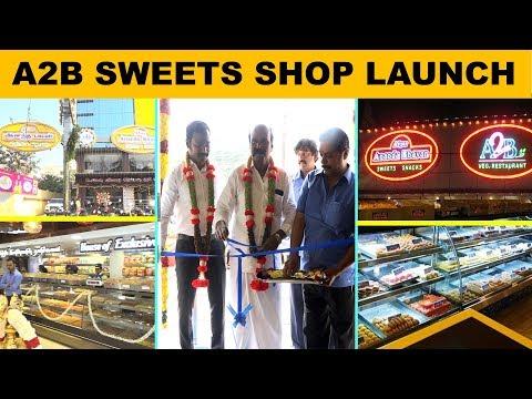Adyar Ananda Bhavan ( A2B ) Inauguration Function   Tambaram   Chennai  