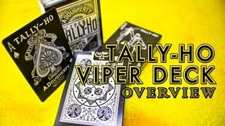 Tally-Ho Viper Fan Deck (Overview)