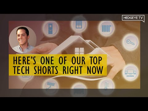 Here's One Of Our Top Tech Shorts Right Now