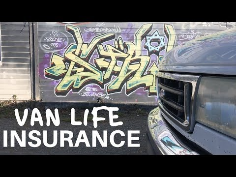 Insurance For The Van | VAN LIFE INSURANCE