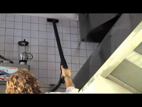 Novalte group pulizia piastrelle: potente macchina a vapore con