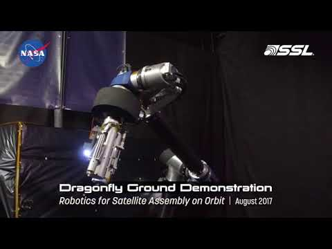 Space Systems Loral's Dragonfly On-orbit Assembly Concept