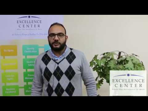 Why To Study Lean Six Sigma Green Belt with Excellence Center