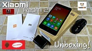 Xiaomi Redmi 2 - [UNBOXING] - Snapdragon 410 - 4G LTE - 64Bit - 4.4.4 MIUI 6.2 - Pandawill.com