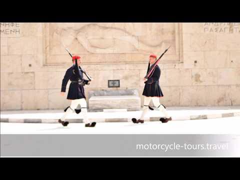 Greece-Motorbike-Adventure-Thermopyle-Delphi-Athens