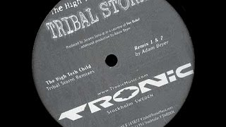 The High Tech Child - Tribal Storm