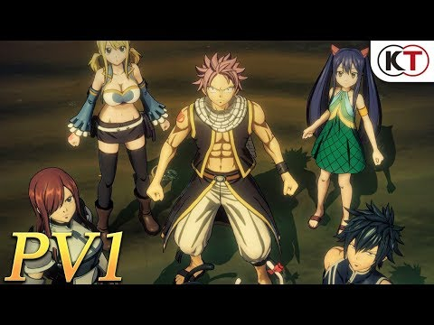 Fairy Tail Game Producer Discusses Story Arc Choices