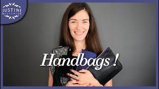 A brief history of handbags | Justine Leconte