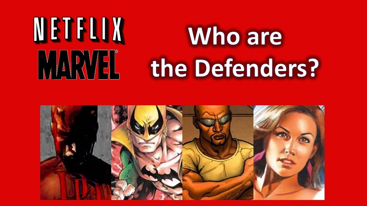 who are the defenders youtube