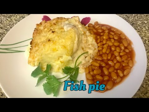 Cheat Fish Pie
