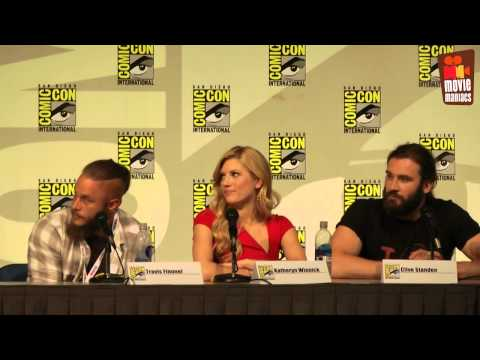 Vikings  Season 2   ComicCon 2013 Panel Michael Hirst