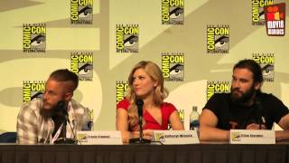 Vikings - Season 2 | official ComicCon 2013 Panel Michael Hirst
