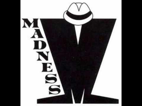 Madness - Mad Not Mad (Instrumental)