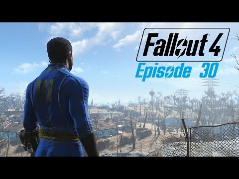 FALLOUT 4 (Survival) Ep. 30 : Way Too Little. Way Too Late.