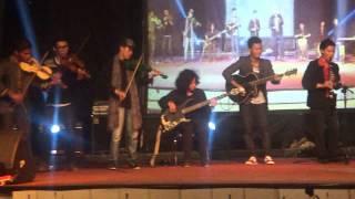 Pertunjukan Seni Tari & Musik Kreasi Baru, Pontianak, Indonesia (Live Band)