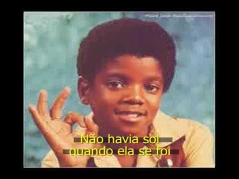 Michael Jackson   Ain't No Sunshine TRADUZIDO