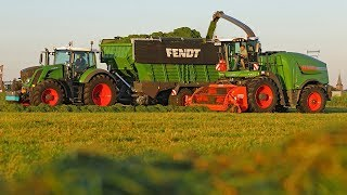 Fendtastic Tour 2018 | Full 2018 FENDT line-up | Forage harvesting technology