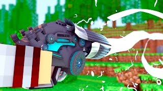 Minecraft: ARMA DE PLASMA - ESCADONA ‹ AMENIC ›