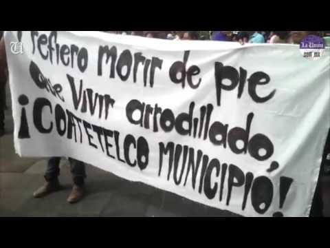Marchan en apoyo a iniciativa para convertir cuatro comunidades indígenas en municipios