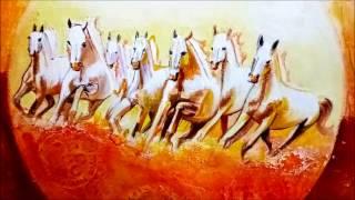 Seven Horses - Speed Painting | Pari Sagar