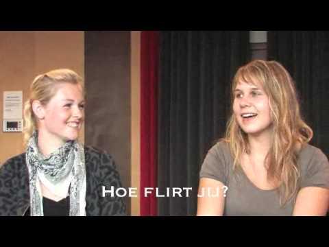 Hoe moet j flirten