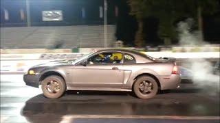 Bolt On Mustang GT runs 13.32 @ 102.4