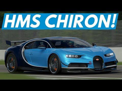 Forza 7│HMS Bugatti Chiron!