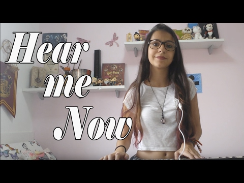 Hear Me Now- Alok & Bruno Martini feat Zeeba Cover