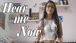 Baixar Hear Me Now- Alok & Bruno Martini feat. Zeeba Cover
