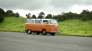 Life is Journey - เขาใหญ่ with Volkswagen campervan