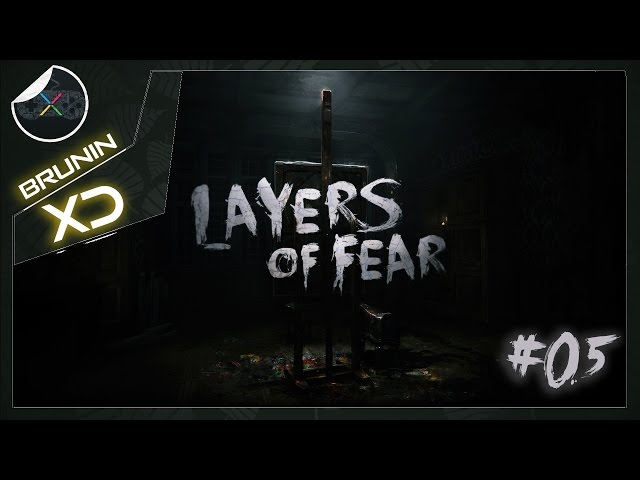 Layers of Fear - A arte do medo pt. 5
