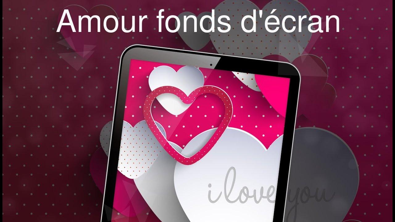 Amour fonds d'écran 4k - YouTube