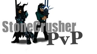 aqw stonecrusher in pvp