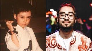 Мот в детстве и сейчас Как с годами изменился певец Мот