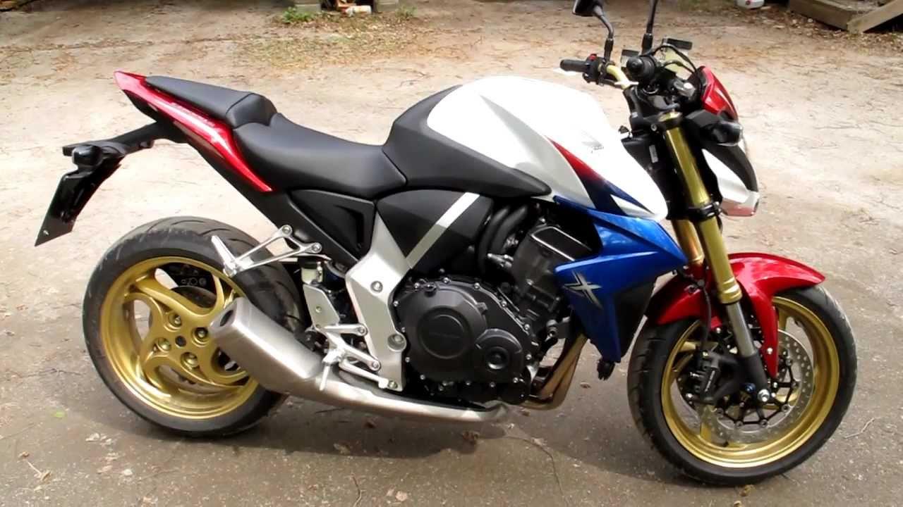 Honda CB1000R 2011 Stock Sound Looks HD