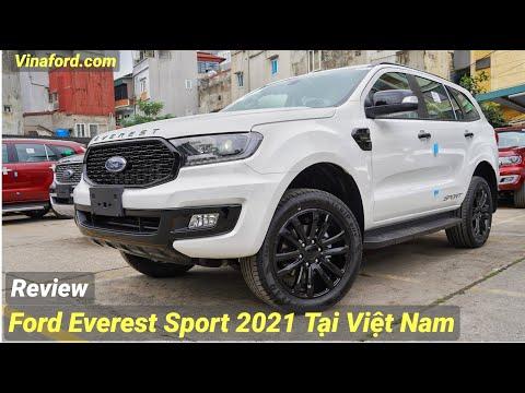 Ford Everest Sport 2021 - Đánh Giá Chi Tiết Tại Việt Nam