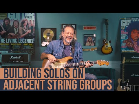 Building Solos on Adjacent String Groups with Andy Aledort