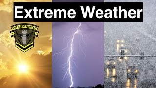 Extreme Weather - What Weather Conditions Make For A No Go Situation