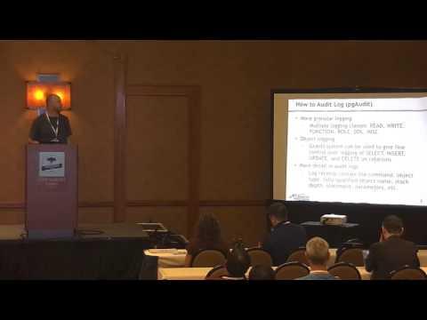 Audit Logging For PostgreSQL