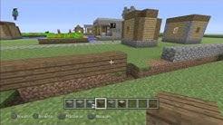 Minecraft Kreativ-Modus Burgbau Staffel1/Folge1