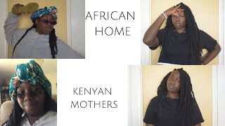 LIVING IN AN AFRICAN HOME!!